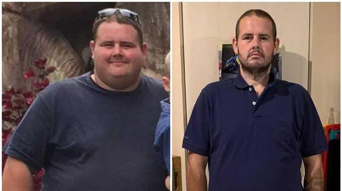 Josh Hague's amazing transformation.