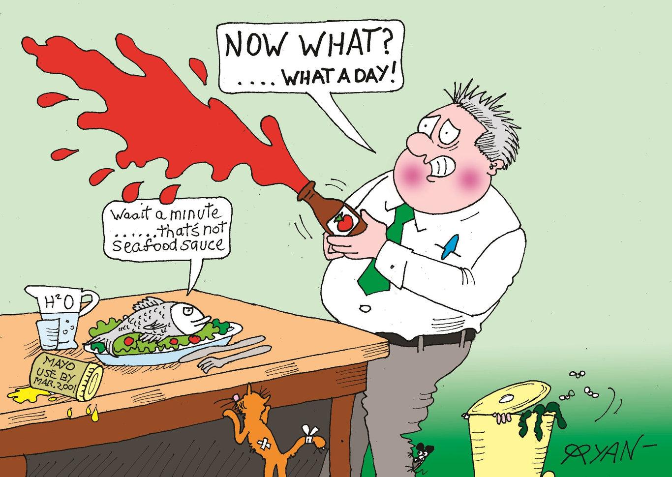 Peter Patter cartoon for 7/3/19