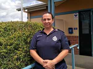 Community beat lures teacher