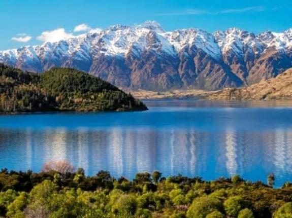 PICTURESQUE: A view of Queenstown in New Zealand.