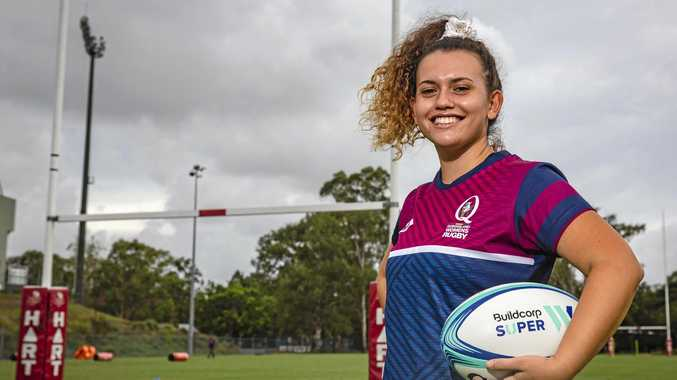 KICKING GOALS: Ex-Emerald resident Maeriana Tumai is blazing a trail for younger girls in the rugby union world.