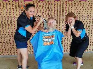 Bundaberg gets ready for the biggest shave