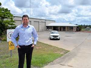 Big shift coming for one of Gympie's oldest car companies