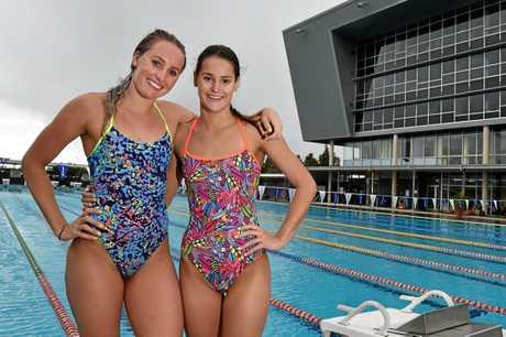 Sisters, Taylor and Kaylee Mckeown.