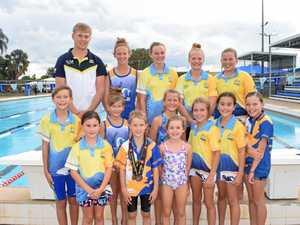 Bluefins' continue swim success