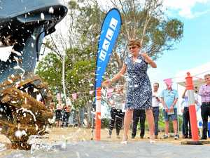 Revolutionary machine clearing Coast waterways unveiled