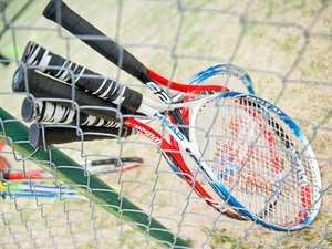 Kingaroy's top tennis team clings to victory