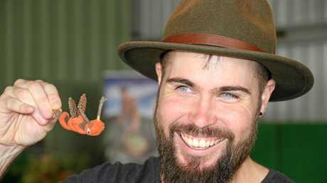 Dr Tobias Smith will give Expo visitors an insight into the fascinating world of native bees.