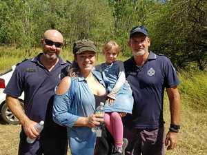 Bushwalkers rescued thanks to smartphone app