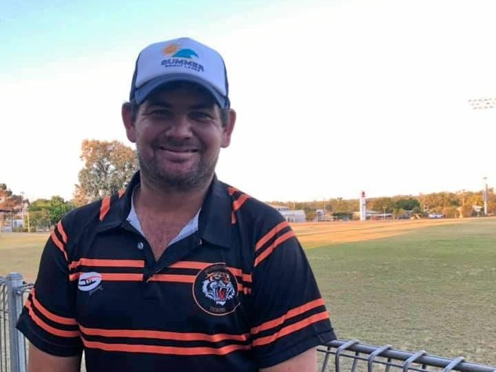 TIGER: Shannon Steinhardt, who has a long association with the club, has been appointed coach of Mundubbera Tigers for the 2019 season.