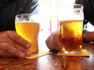 No beer for three years! Bloke's bad decision over booze