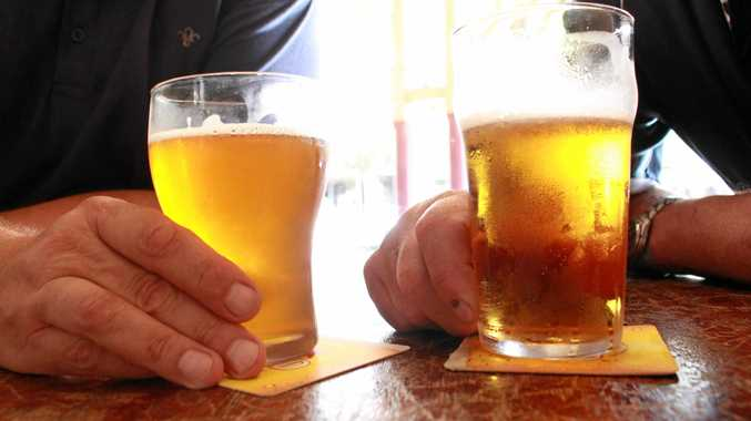Did you hear the one about the Toowoomba bloke who needed $20 for a beer?