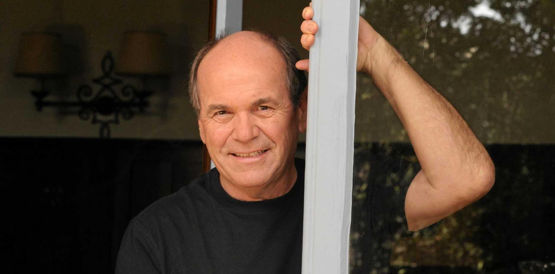 TOURING: Glenn  Shorrock will perform in Byron Bay.