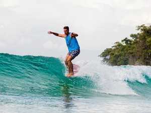 Jones primed to cut loose in surf