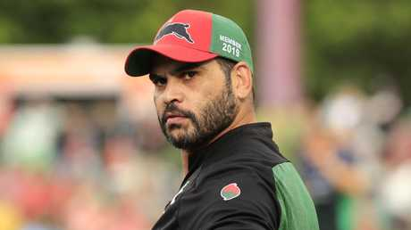 Inglis has battled a knee injury for much of the pre-season. Photo by Mark Evans/Getty Images.