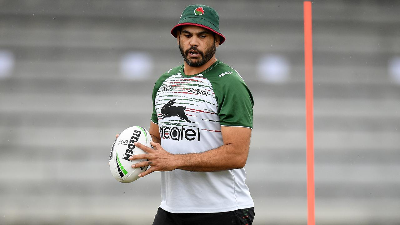 Inglis is expected to start the year at centre. AAP Image/Dan Himbrechts.