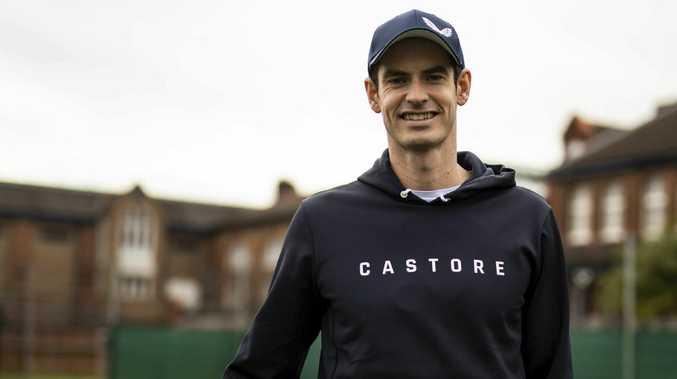 Andy Murray is hopeful of resuming his tennis career.