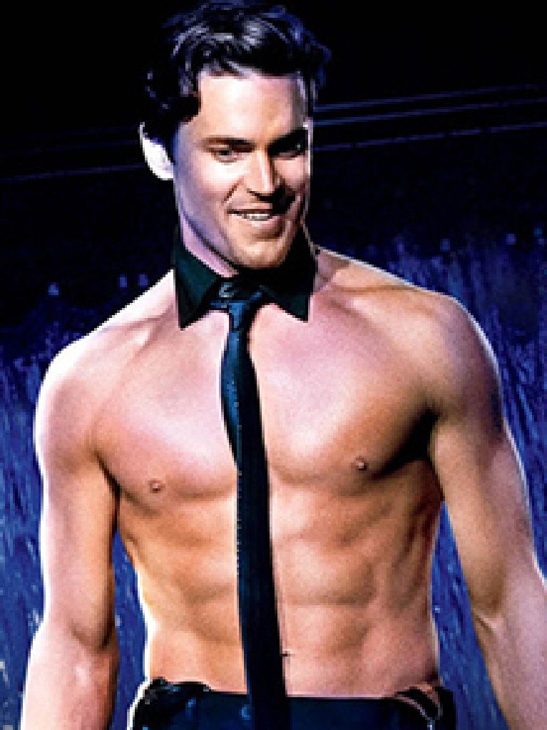 Matt Bomer in Magic Mike. Picture: Supplied