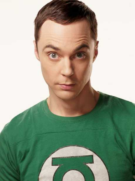 Jim Parsons in The Big Bang Theory. Picture: Supplied