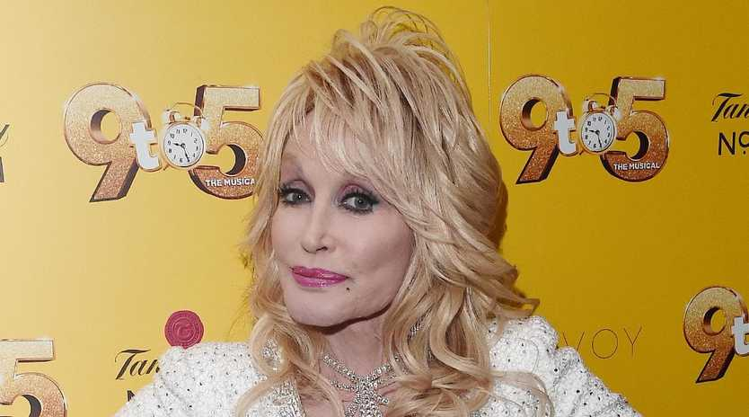 Dolly Parton's younger sister has lashed out at the country music icon over not speaking out on sexual harassment in the industry. Picture: Getty Images)