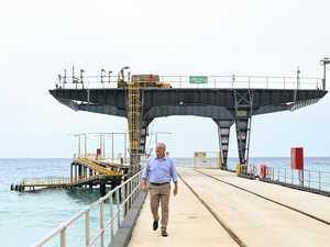 Hey PM, why won't you set foot on Manus Island?