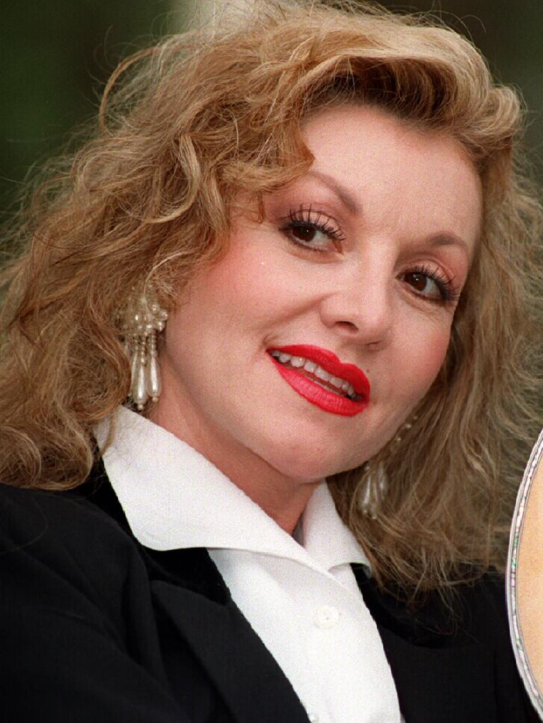 Stella Parton is not happy with her famous big sister. Picture: Supplied