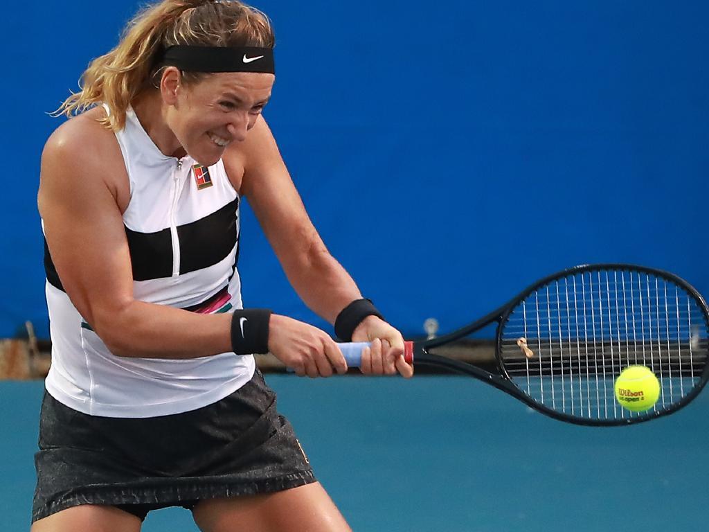Dual Australian Open winner Victoria Azarenka will be in Brisbane for the huge tie.