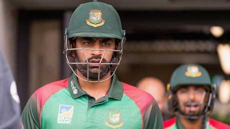 Tamim Iqbal looks a key man for Bangladesh.