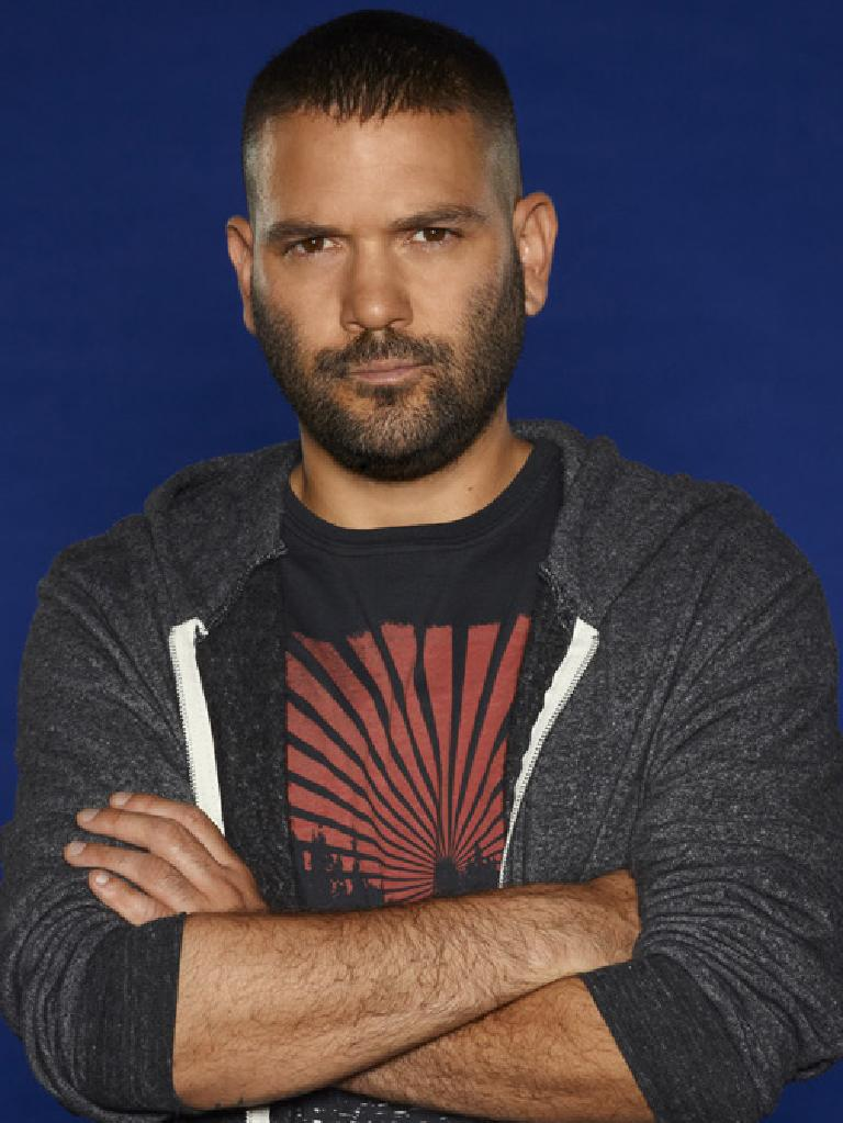 Prison Break star Guillermo Diaz. Picture: Supplied