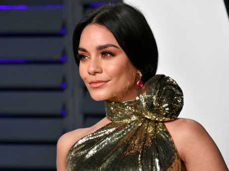 Vanessa Hudgens was forced to apologise when nude pictures of her were stolen and leaked. Picture: Dia Dipasupil/Getty Images