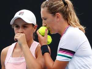 Fed Cup Barty about to crank up in Brissy