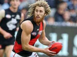Bombers to aim up in defence: Heppell