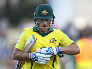 Boof goes into bat for Finch ahead of World Cup