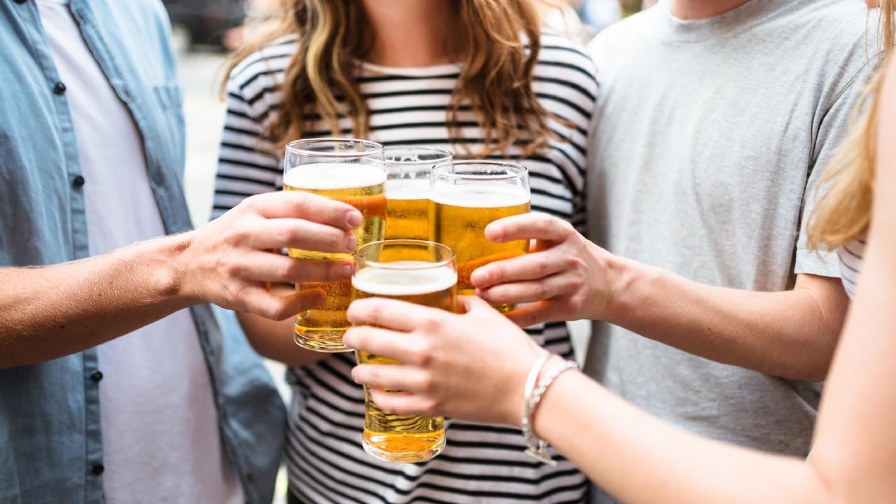 As a nation, it's time we have an honest conversation about our relationship with booze. Picture: iStock