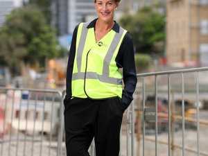 The woman behind Brisbane's biggest project