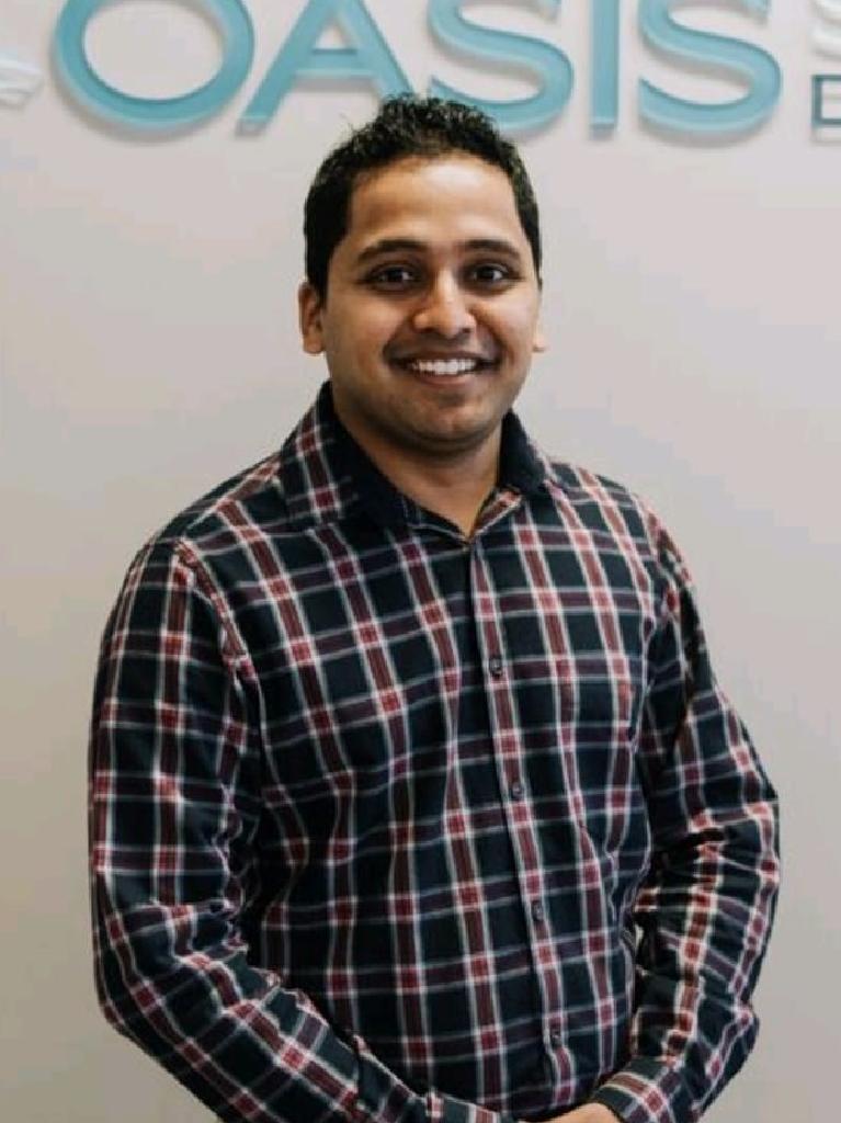 Dr Harshwardhan Narde, 34,