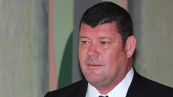James Packer pictured in 2017. Picture: Scott Barbour/Getty Images