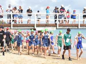 Qld State School Triathlon Intermediate Race 2019