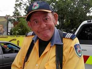 Tributes flow for beloved 'larrikin' volunteer firefighter
