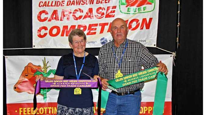 COMPETITION: The 2019 Callide Dawson Beef Carcase Competition is under way.