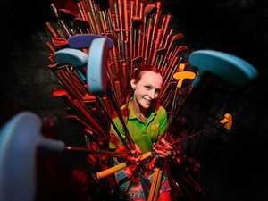 Quirky games centre celebrates milestone in style