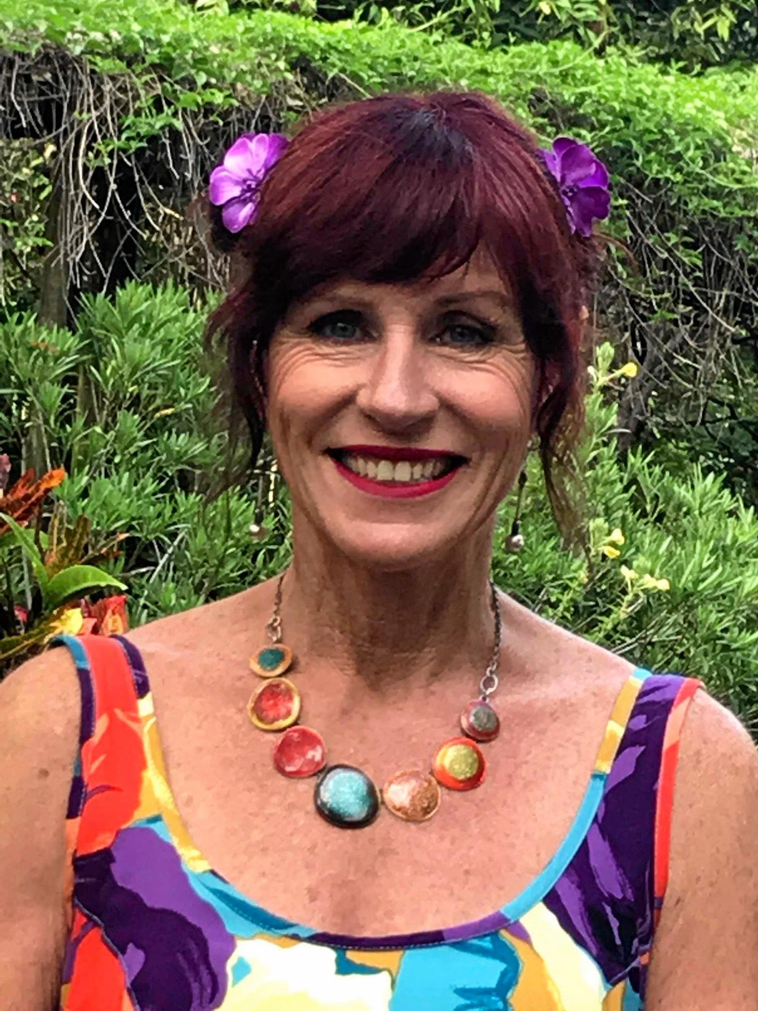 2019 Coffs Coast IWD Woman of the Year Shelley Lowe of Urunga.