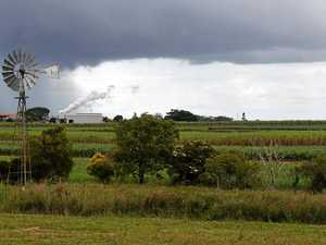 High pressure system brings rain to Bundy