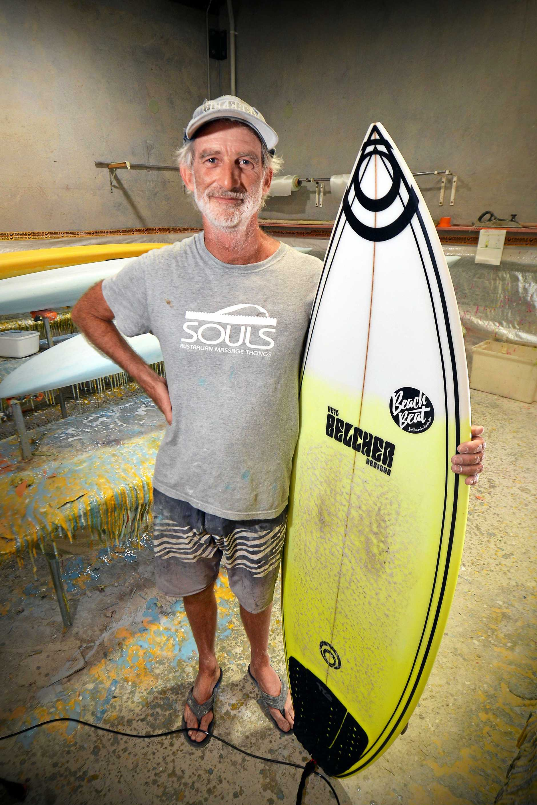 Neil Belcher has known them for more than 30 years, working in tandem and as friendly rivals.
