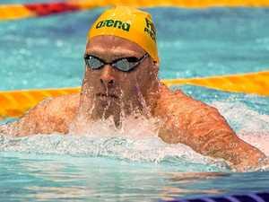 Elite swimmers fine tune skills at camp