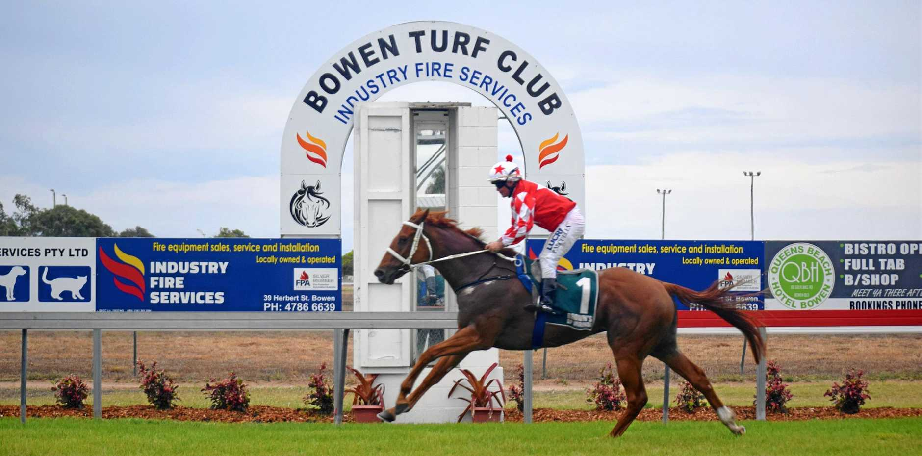 Bowen Turf Club has been granted a further two TAB race days following the success of their first earlier this month.