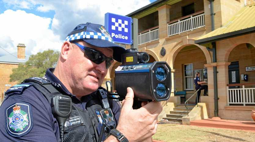 Police are at a loss to explain why so many drivers ignore speed limits at high-risk locations, like the Eight Mile intersection. More than 4000 speeding fines were issued at the hop spot in 2018.