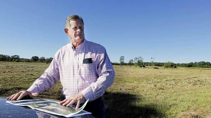 Leda Holdings Regional Manager - Resident, Reg van Rij, on the proposed Kings Forest site.