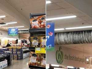 Supermarket giant forced to deny black mould claims