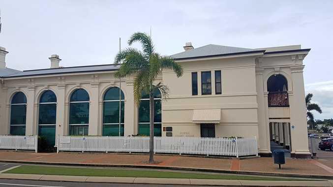 IN COURT: A man faced Bowen Magistrates Court after a gun and ammunition were found.